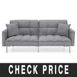 Best Choice Products Convertible Futon