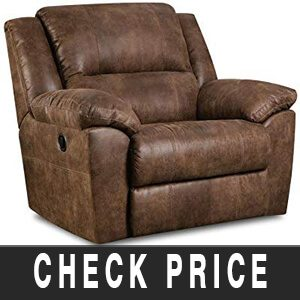 Lane Home Furnishings Phoenix Mocha Cuddler Recliner Review