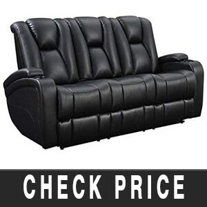 Delange Reclining Sofa Review