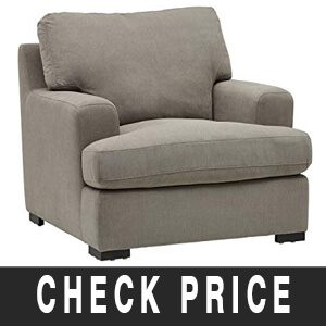 Stone & Beam Lauren Down-Filled Oversized Living Room Accent Armchair