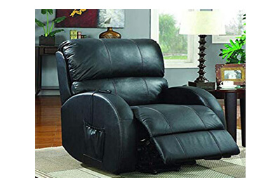 Coaster Home Upholstered Power Lift Recliner