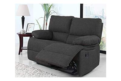 Divano Roma Furniture Classic Recliner Chair
