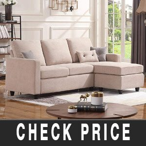 Hornbay Convertible Sectional Best Sofa Review