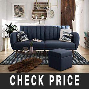 Novogratz Brittany Convertible Sofa Review