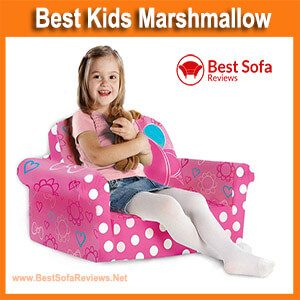 best Kids Marshmallow Couch