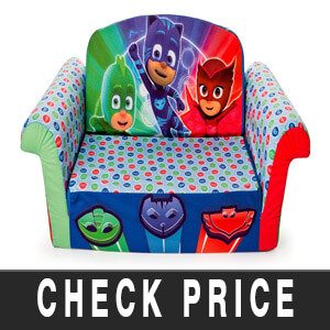 PJ Masks Flip Open Sofa Review