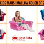 Kids Marshmallow Couch