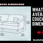 Average Couch Dimensions