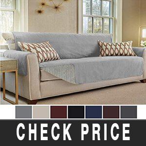 Gorilla Grip Original Slip-Resistant Couch Slipcover