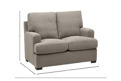 Stone & Beam Lauren Down-Filled sofa