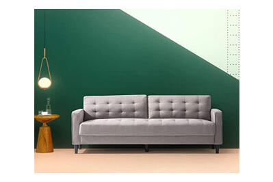 Zinus Benton Mid-Century Upholstered