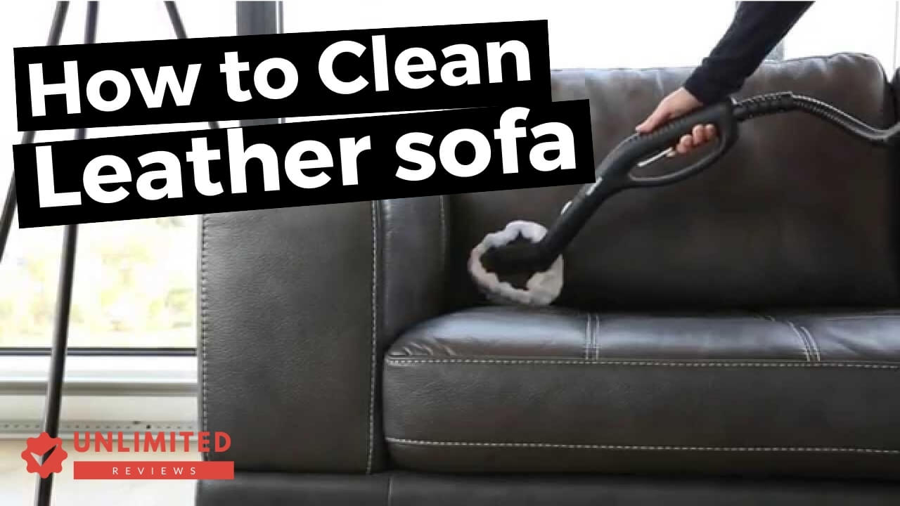 How to Clean LeatherSofawith Baking Soda