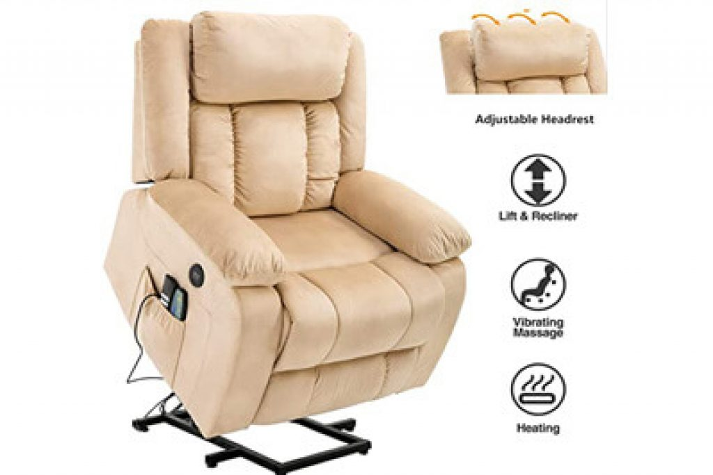 Mecor power Lift Recliner Chair for Sleeping