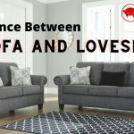 Difference between Sofa and LoveSeat