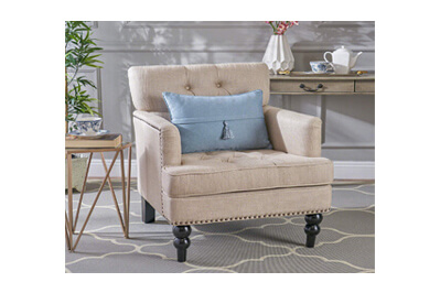 Christopher Knight Home Tufted Chair