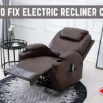 How to Fix Electric Recliner Chairs