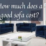 how much does a good sofa cost