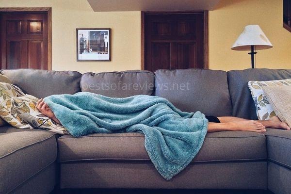 does sleeping on a sofa ruin it